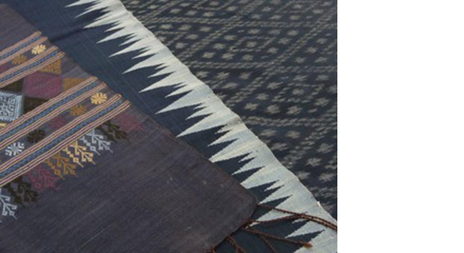 ラオスの手仕事vol.4 『ラオスの自然染めと伝統織物』<br>2017年4月25日(火) 〜 5月7日(日)