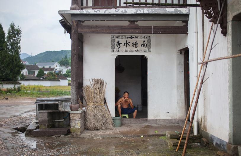竹之下 三緒 写真展「中国、古鎮の人。」</br>2017年10月24日(火) 〜 10月29日(日)