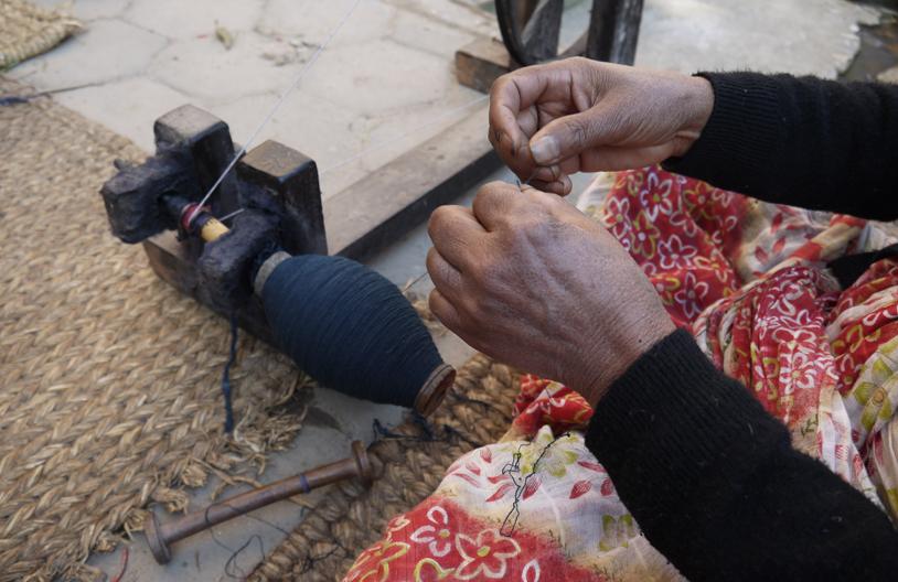 ネパールの自然と創造展「Nature and Creation の自然服とパシュミナ、ヤク」</br>2017年11月14日(火) 〜 11月26日(日)