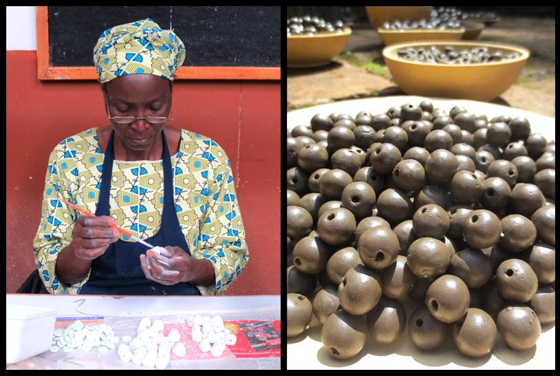 アフリカンセラミックジュエリー Chuui展</br>〜Fair Trade From KENYA〜 Vol.2</br>2018年2月6日(火) 〜 2月18日(日)
