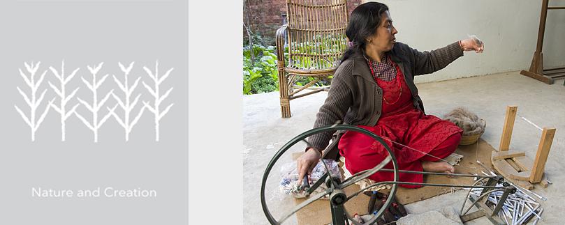 ネパールの自然と創造展「Nature and Creation の<br>自然服、パシュミナとヤク Vol.2」</br>2018年5月12日(土) 〜 5月27日(日)