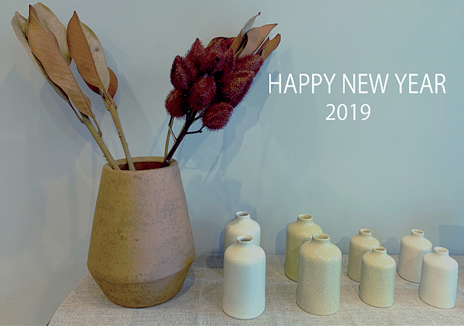 HAPPY NEW YEAR!!</br>2019